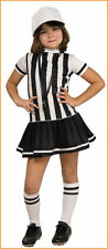 DRAMA QUEENS REFEREE HALLOWEEN COSTUME CHILD SIZE LARGE (12-14)