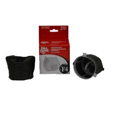 Dirt Devil F4 HEPA Vacuum Filter 2pk Part 3ME1950001