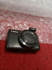 Canon PowerShot G7X 20.2MP WIFI Digital Camera - Black (Parts/Repair)