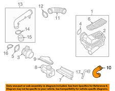 VW VOLKSWAGEN OEM 09-16 CC Air Cleaner Intake-Air Duct Tube Hose 1K0129618AN