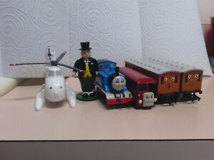 Bachmann Trains Thomas and Friends Pack 00644 HO/OO INCOMPLETE (PLEASE READ)