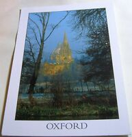 England Oxford St Mary's Church Radcliffe Camera G189 Oxford Picture Library - p