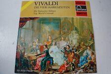 Vivaldi Die Vier Jahreszeiten Die Stuttgarter Solisten Marcel Couraud (LP21)