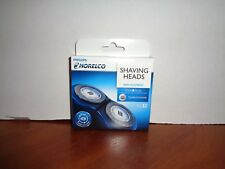 Genuine Philips Norelco RQ32/22 Click & Style Shaver Replacement Heads Brand New