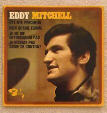 Eddy Mitchell 45 Tours 1967 Bye Bye Prêcheur
