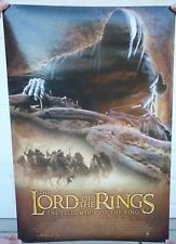 2001 Lord Of The Rings Fellowship Of The Ring Wraith 18X26 Movie Poster Print