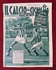 Il calcio e il ciclismo illustrato 1958 N°20 Sampdoria, Verona, Bologna   23/6
