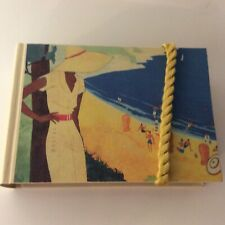 "TERRA TRADITIONS PHOTO ALBUM GOLDEN TASSEL GIFT BOX 100 (5""x7"") Photos P-1"