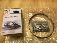 R-Model  35210L 1//35 scale Metal Track and Metal pin  For M46 M47 MBT