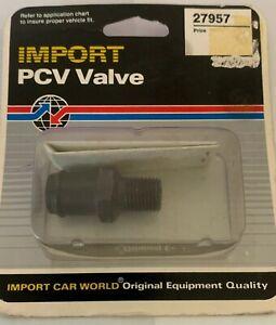 Import Car World 27957 PCV Valve Compare to Standard V184