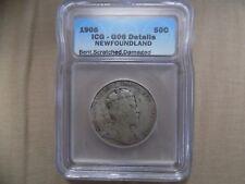 1908 50 cent  Newfouldland G6 (378)