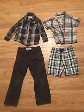 Boys size 3T 5T clothing lot shirts, jean, Gymboree Levi's Genuine Kids Oshkosh
