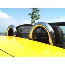 Fiat Barchetta Roadsterbügel mit Windschott  aus Edelstahl! NEU!