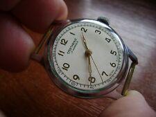 Vintage Sportivnie (Спортивные) USSR men's legendary watch, 1 MChZ im.Kirova