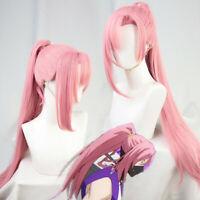 Anime SK∞ SK8 the Infinity Reki Kyan Cosplay Red Hair Wig Sa Ku+Cap