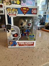 Cyborg Superman Funko Pop SDCC Target EXCLUSIVE IN HAND!