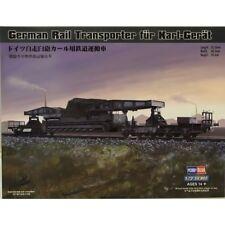Hobbyboss 82906 1:72nd para el transportador de carril escala alemán Karl-geraet