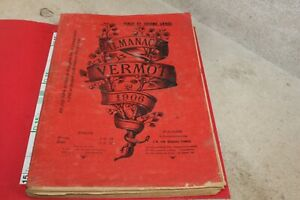 almanach vermot de 1906, exemplaire broché