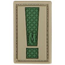 Maxpedition! Uitroepteken Point Pvc Rubber Patch Symbol Badge Arid