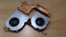 Ventola + Dissipatore per Toshiba Satellite P30 fan heatsink set kit ventole