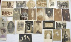 Photo archive of a Jewish Polish family, 25 items, Rzeszow, Poland, Tel-Aviv
