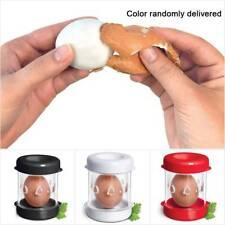 Magic Boiled Egg Shell Remover Eggstractor Removes Hard Egg Peeler Kitchen Tool