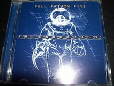 Full Fathom Five Friend Or Faux Rare Australian CD EP – Like New