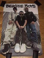 Beastie Boys Capital Records Check Your Head Original Promo 1992 Poster 30 X 18