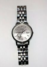 Fossil Vintage Muse Silver Face Stainless Steel Ladies Watch ES4787