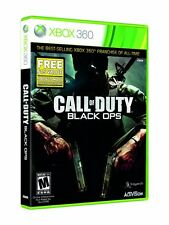 CALL OF DUTY BLACK OPS w/DLC  (XBOX 360, 2011) (2196)  ****FREE SHIPPING USA****