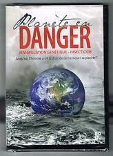 PLANÈTE EN DANGER - BERNADETTE DARCHEN - 2011 - DVD NEUF NEW NEU
