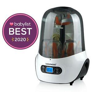 NEW Baby Brezza One Step Baby Bottle Sterilizer Dryer 4-in-1 BRZ0098