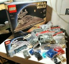LEGO 10030 UCS Imperial Star Destroyer 100% Complete With All Boxes Instructions