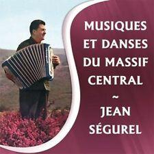 CD Musiques et danses du Massif Central / Jean Ségurel