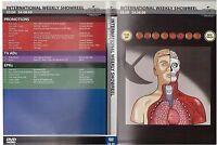 WEEKLY SHOWREEL 33.09 - DVD PROMO - PEARL JAM colbie caillat RYAN LESLIE