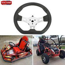 270mm 150-300CC Go Kart Steering Wheel Racing Off road Sport Cart Part