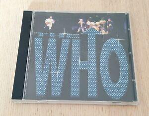 The Who – The Who CD 1997 ottime condizioni