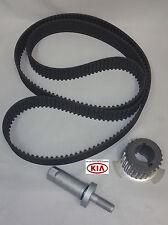 Genuine Kia Oem Timing Belt Kit 2004 2005 Kia Sorento 3.5L Belt/Sproket/Bolt