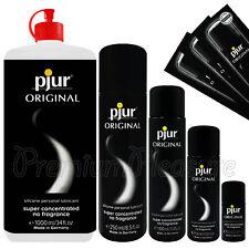 pjur ORIGINAL Silicone based lubricant * Bodyglide Super Concentrated lube *