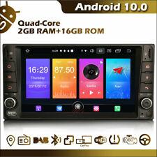 "Android 10.0 CarPlay 7"" Car Head Unit for Toyota Corolla Hilux RAV 4 GPS WiFi SD"