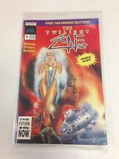 The Twilight Zone Science Fiction Special with Hologram button sealed Now Comics