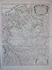 1690 CIRCOLO DI WESTFALIA Cantelli De Rossi Westfalen Münster Dortmund Bielefeld