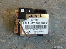 SUSPENSION LEVELING COMPUTER 4Z7907553E AUDI ALLROAD 02-04