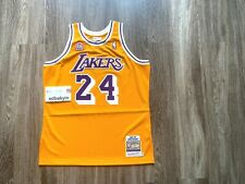 100% Authentic Kobe Bryant Mitchell & Ness 2007-08 Los Angeles Lakers Jersey