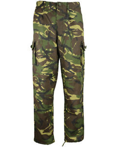Genuine British Army DPM Camouflage Trouser Soldier 95 Military Woodland Camo UK