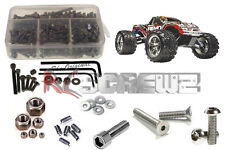 RC Screwz TRA015 Traxxas Revo 3.3 Stainless Steel Screw Kit NEW