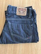 Tommy Jeans Hilfiger Men's Rogar Wisconsin Clean Straight Jeans - W32 L30