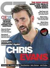Gay Times (GT) Magazine, Chris Evans Captain America Charlie Cox Daredevil NEW