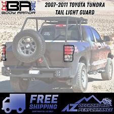 Body Armor 4X4   2007-2011 Toyota Tundra Tail Light Guard   *FREE SHIPPING*