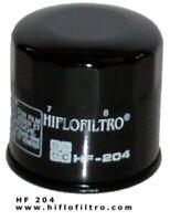 FILTRO OLIO KAWASAKI ZX10R Ninja 1000 04 / 06 HIFLO HF204